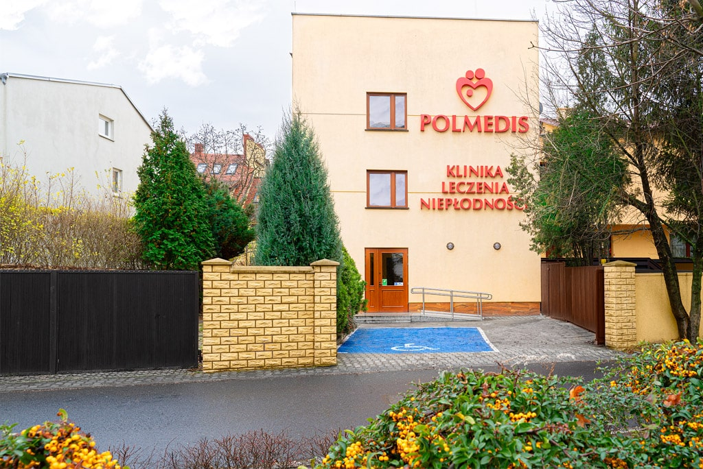 Polmedis - Klinika Leczenia Niepłodności Wrocław